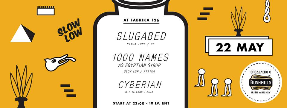 egyptian syrup party
