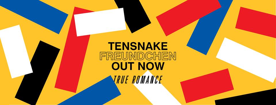 tensnake - freundchen cover